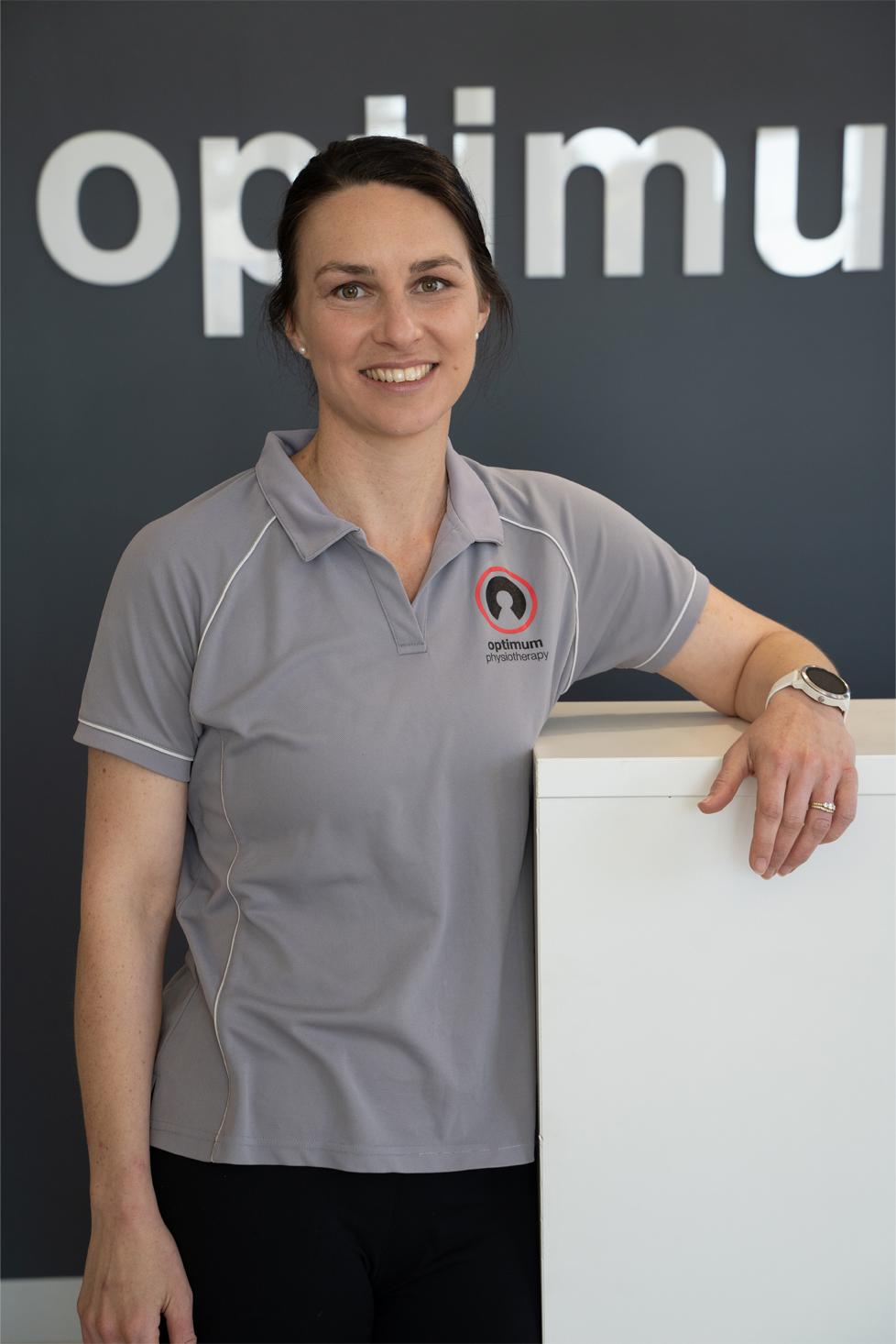 Sarah McKelvey